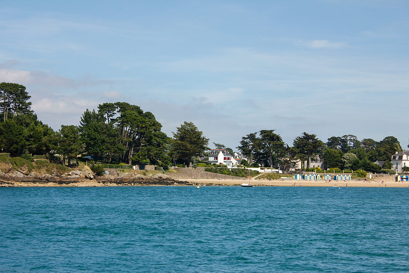 île moines golfe morbihan kayak