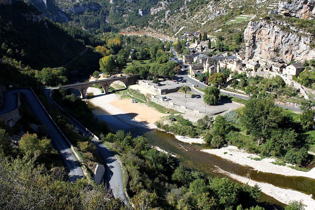 Malène, Tarn, river, gorges