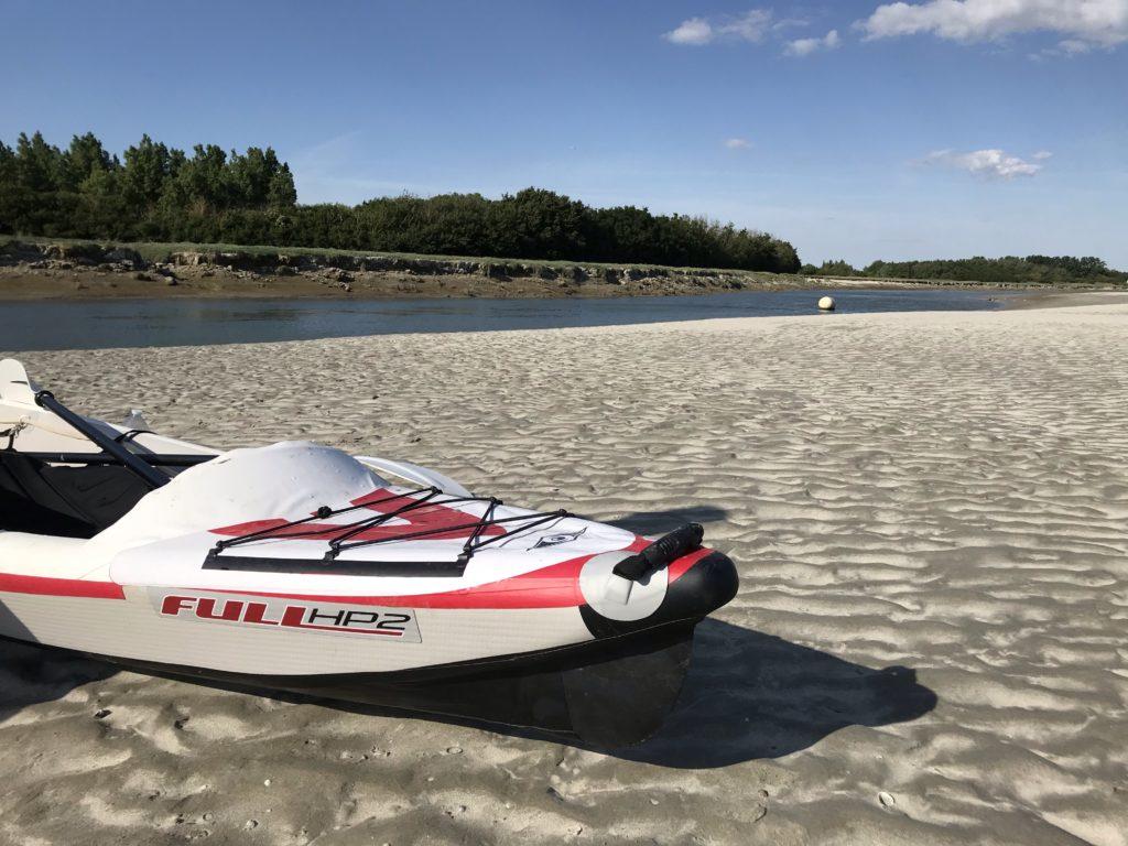 Kayak, Authie, Bay, Madelon, phoques