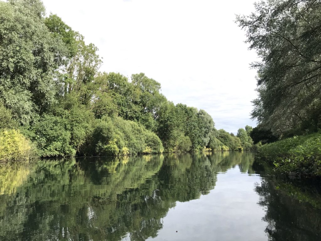 canoë-kayak, Scarpe, Fampoux