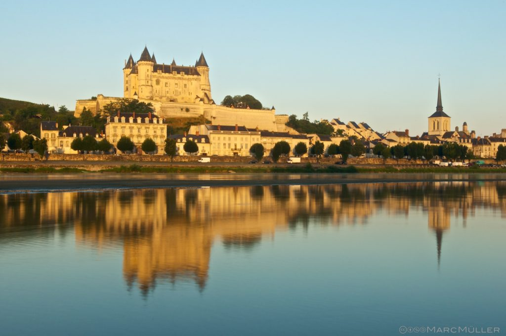 Canoë-kayak Loire Saumur