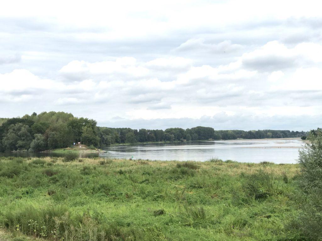 Canoë-kayak Maine Loire angers