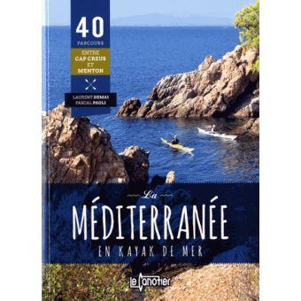 livre canoë kayak méditerranée