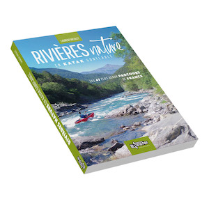livre rivières nature kayak gonflable