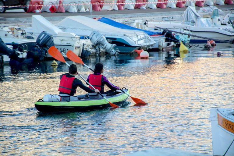 kayak itiwit Decathlon