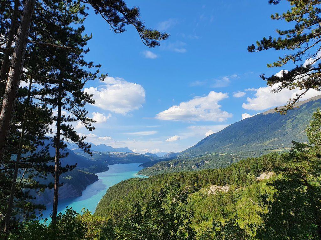 lac monteynard savel