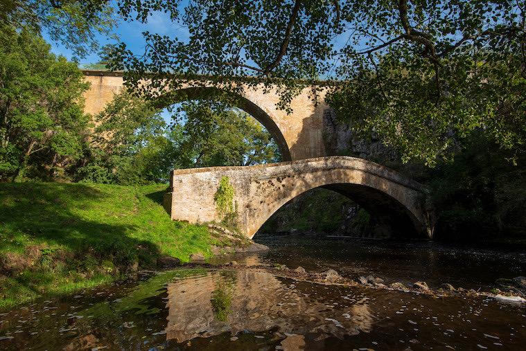 Ponts Pierre Perthuis Morvan