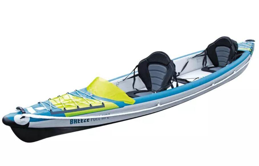 kayak tahe air breeze haute pression