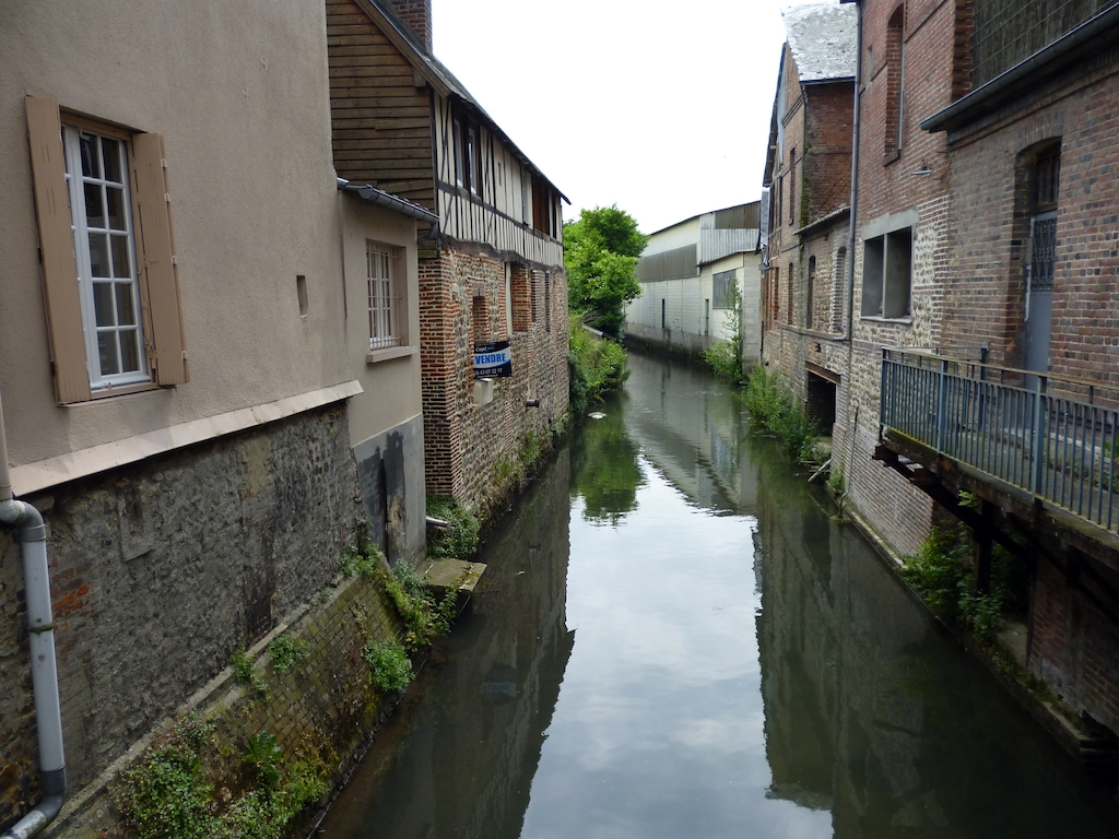 risle river Brionne