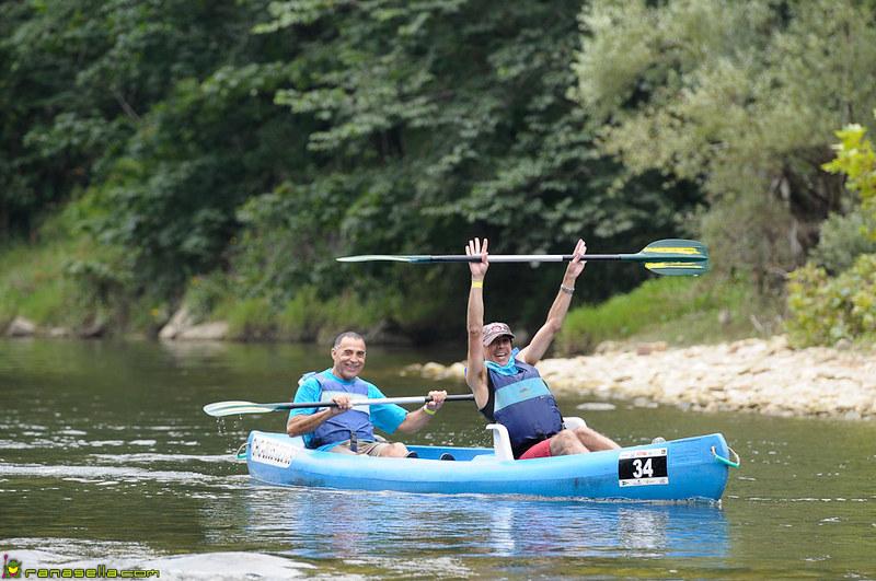 canoe kayak Sella Espagne