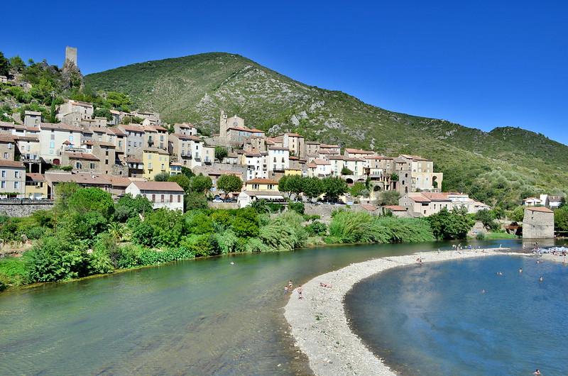 village Roquebrun Orb