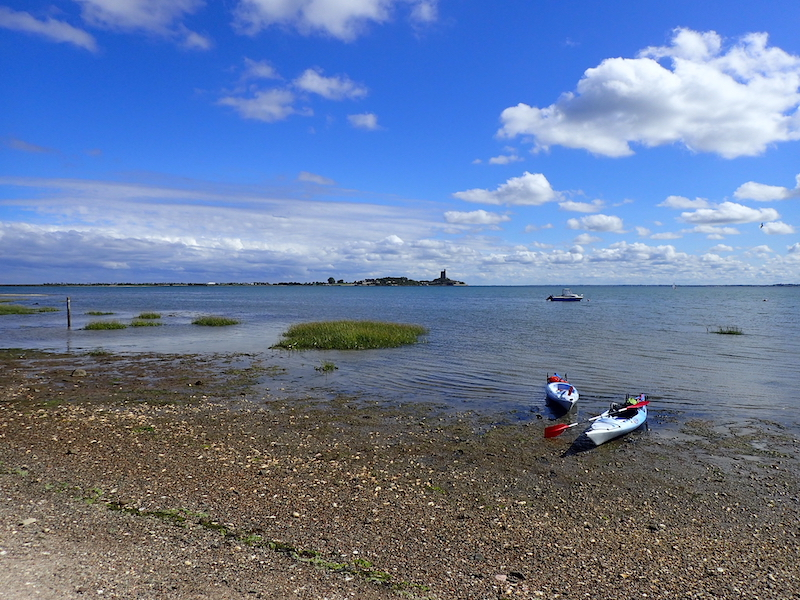 cul loup ile tahitou canoe kayak
