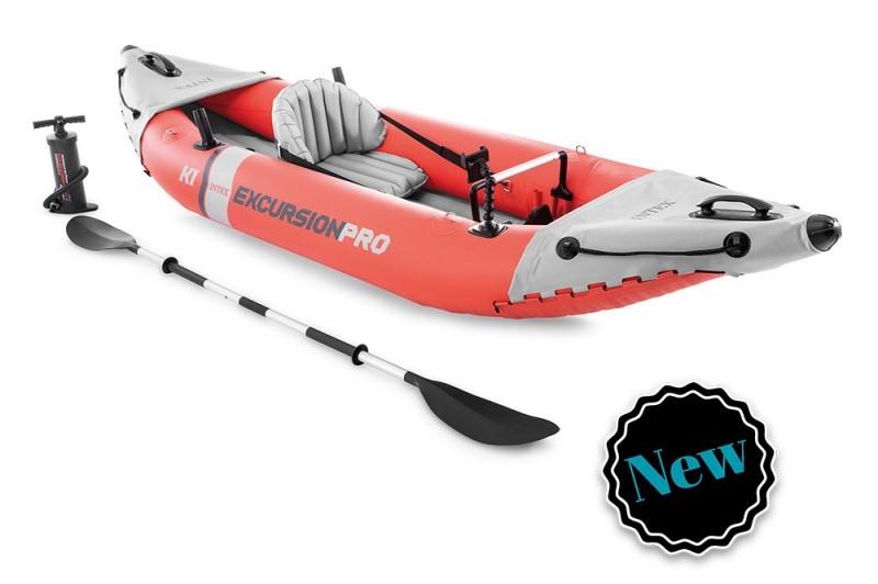kayak gonflable excursion pro k1