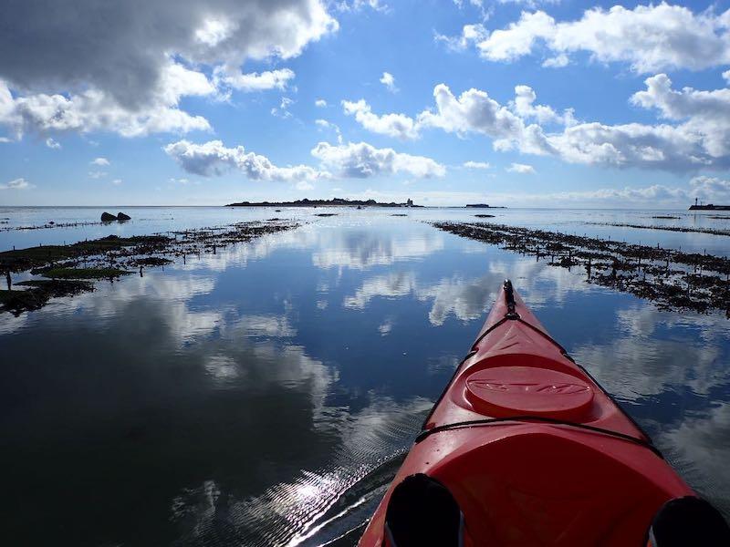 kayak parc huitre tahitou