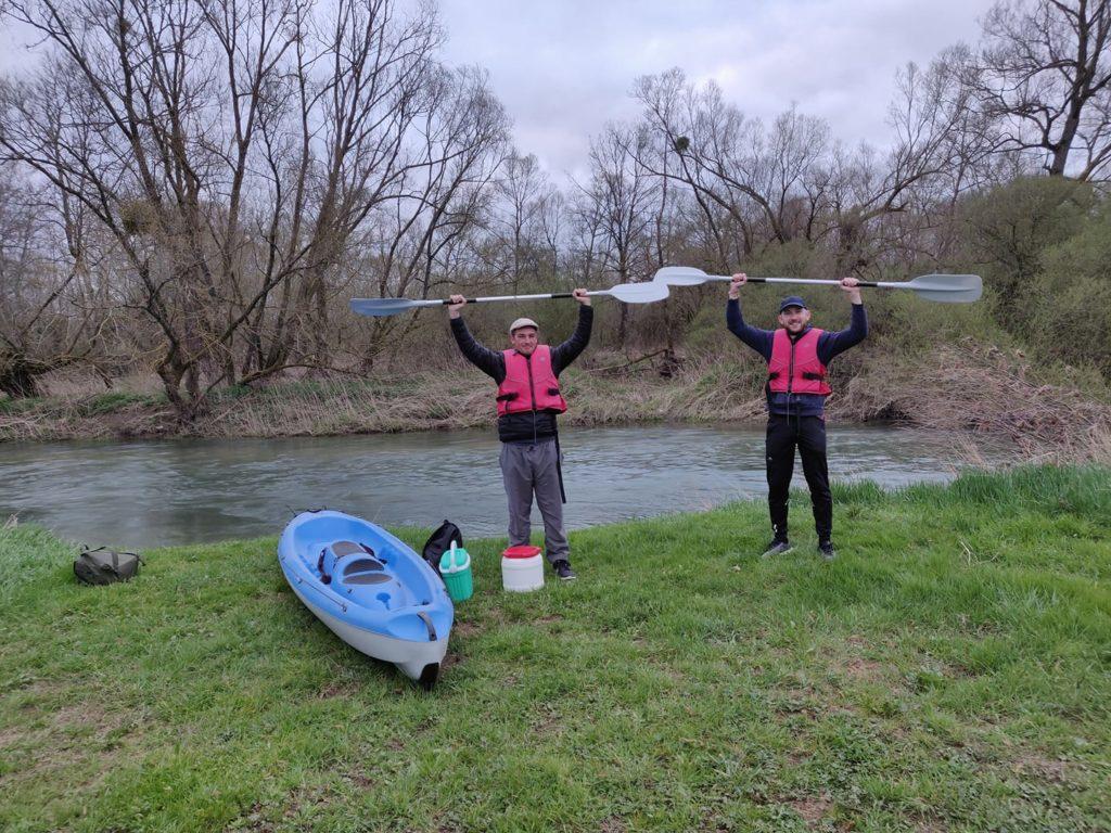Meuse fleuve canoe kayak