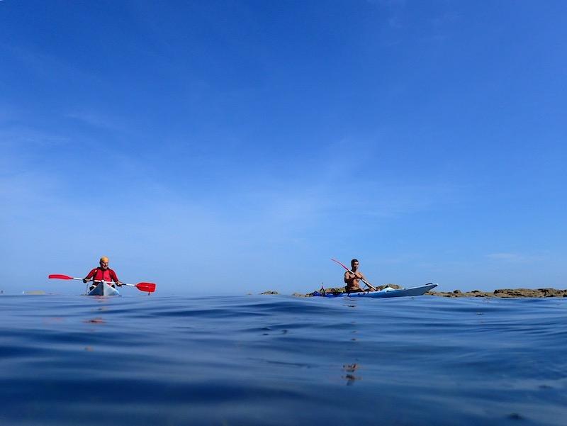 mer tahitou canoe kayak