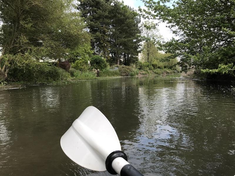 riviere busnes canoe kayak