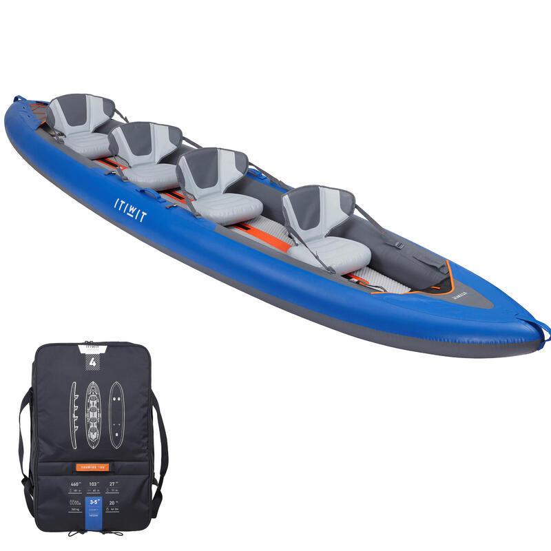 kayak Decathlon itiwit x100 4 places
