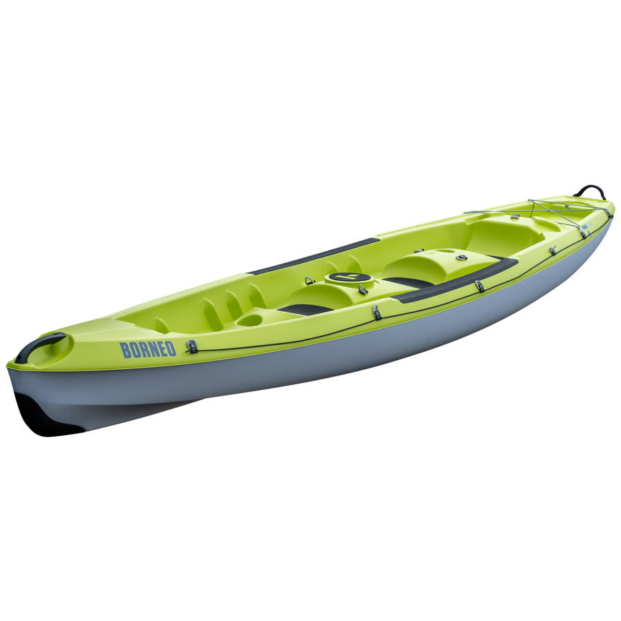 kayak sit on top Tahe Borneo