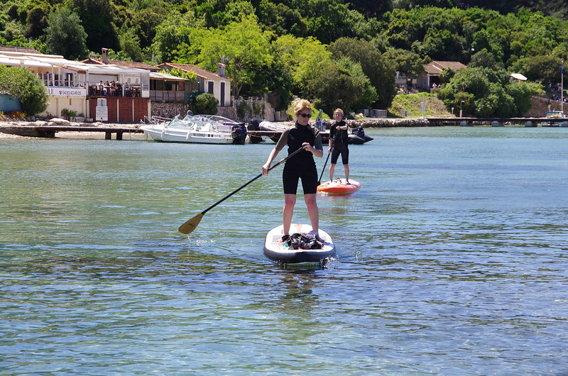 paddle iles Lerins cannes canoe kayak