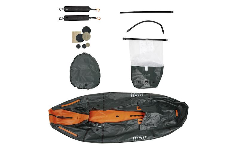 Packraft 500 Decathlon